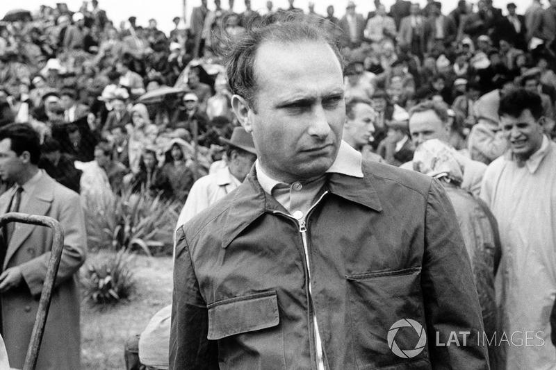 Juan Manuel Fangio (1951, 1954, 1955, 1956 et 1957)
