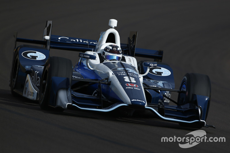 8. Макс Чілтон, Chip Ganassi Racing Honda