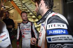 Nicolas Lapierre, Toyota Gazoo Racing después del retiro