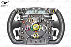 Ferrari F150 steering wheel