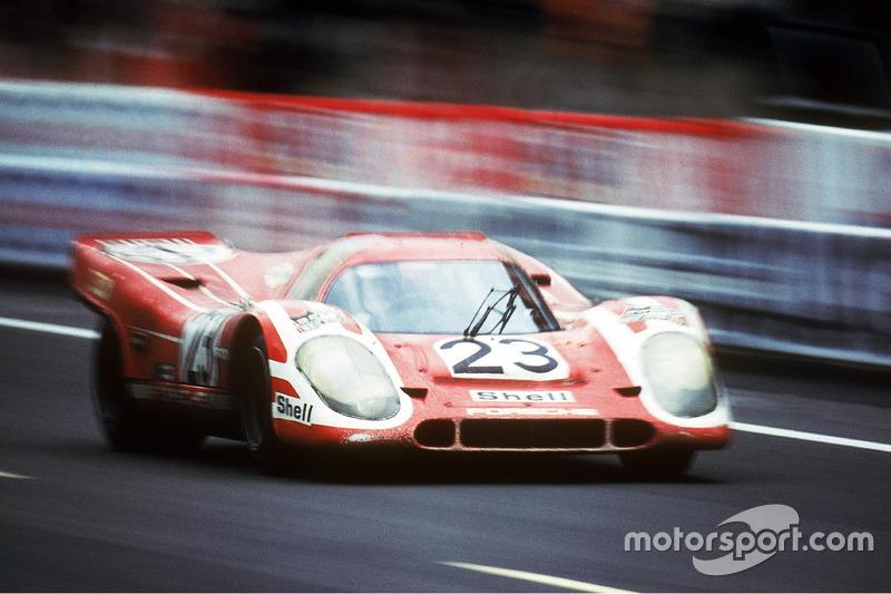 1970: Porsche 917 K