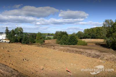 Le Mans track changes