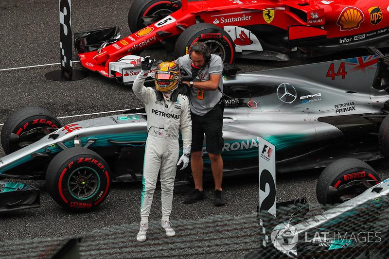 16º GP de Japón 2017 - Pole para