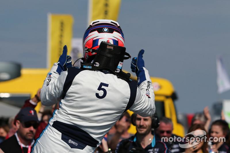 Robert Collard, West Surrey Racing BMW 125i M Sport