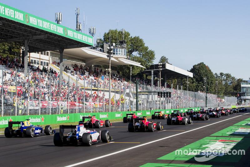 F1 Cambio de puntos