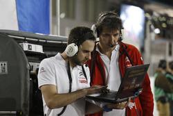 Ingenieur des Citroën World Touring Car Teams