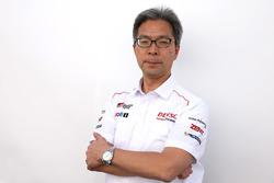 Toshio Sato, Power Train Company of TOYOTA Motor Corporation