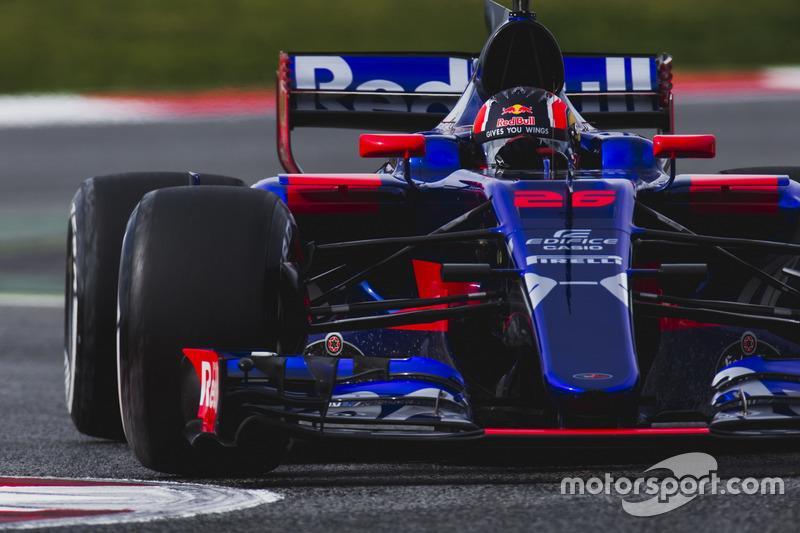 Daniil Kvyat, Toro Rosso STR12