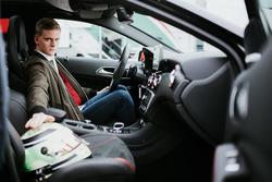Mick Schumacher, Markenbotschafter von Mercedes-Benz