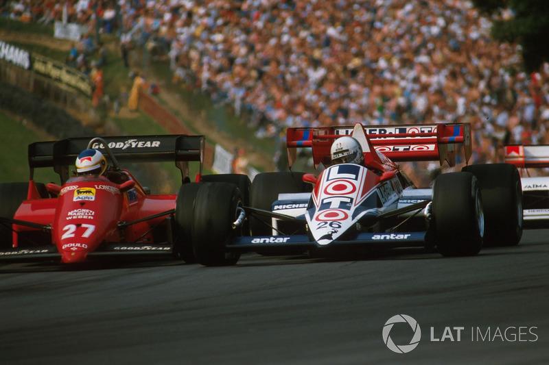 Ligier : 1984-1986