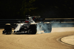 Verbremser: Luca Ghiotto, Williams FW40