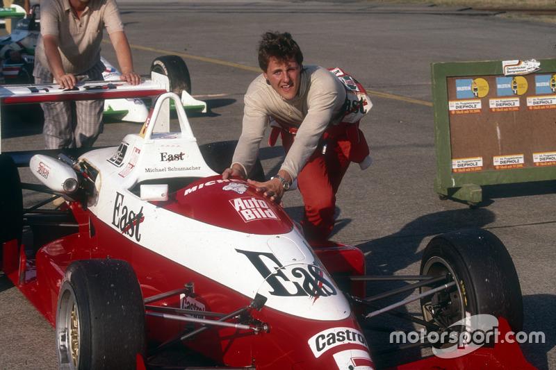1989: Michael Schumacher llega a Fórmula 3