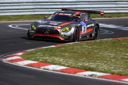 #30 HTP Motorsport, Mercedes-AMG GT3: Dominik Baumann, Stefan Mücke, Maximilian Buhk, Thomas Jäger