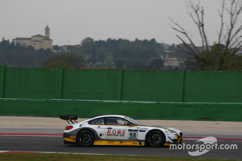 Stef Dusseldorp, Nick Catsburg, BMW M6 GT3, Rowe Racing