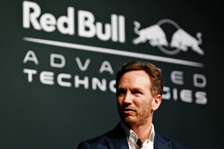 Christian Horner, Red Bull Racing Director del equipo