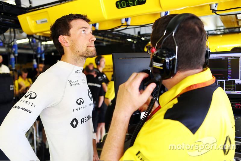 Jolyon Palmer, Renault Sport F1 Team