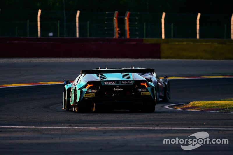 #29 Konrad Motorsport Lamborghini Huracan GT3: Christopher Zöchling, Jules Gounon, Luca Rettenbacher, Rik Breukers