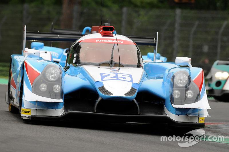 #25 Algarve Pro Racing, Ligier JSP2 Nissan: Michael Munemann, Parth Ghorpade, Chris Hoy