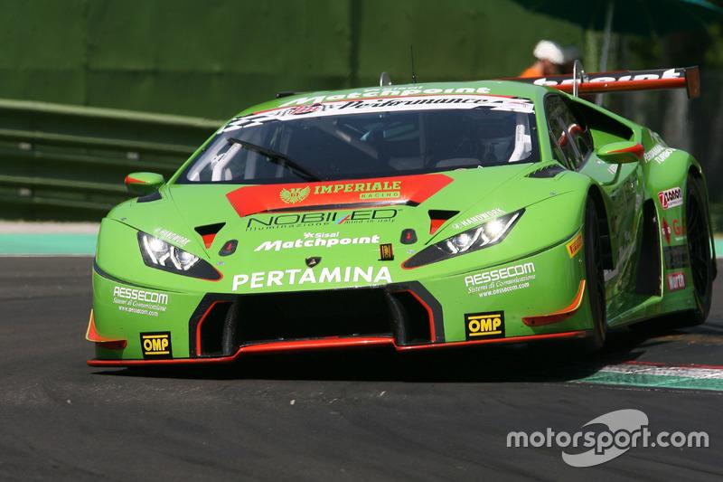 Mirko Bortolotti, Jeroen Mul Imperiale Racing