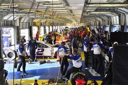 Le garage des voitures