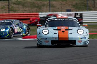 GULF RACING 911 RSR: Michael Wainwright - Benjamin Barker - Alexander Davison