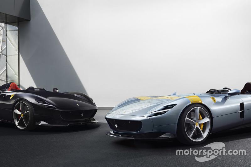 Ferrari Monza SP1 dan Monza SP2