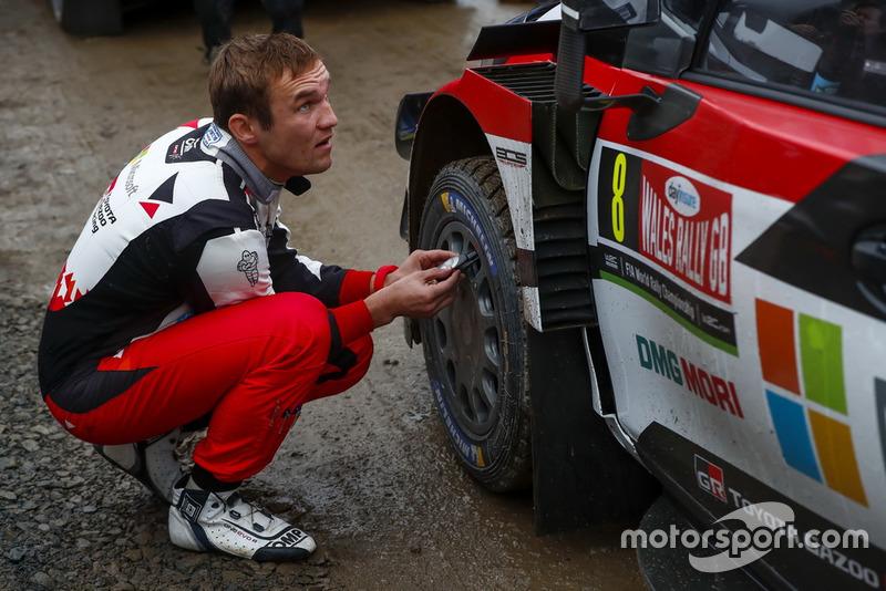 Co-Driver of the Year 2018: Martin Järveoja, navigatore di Ott Tanak - Toyota Gazoo Racing