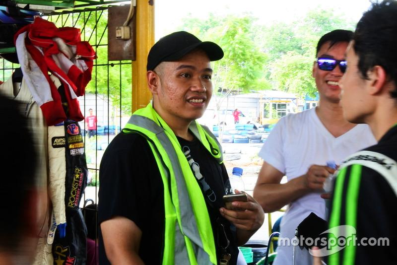 Johan Franklin, co-founder Mesin Potong Rumput GP