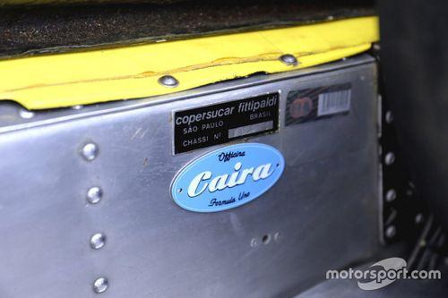Copersucar Fittipaldi FA5 on sale