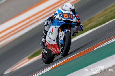 Tes Moto2 Valencia