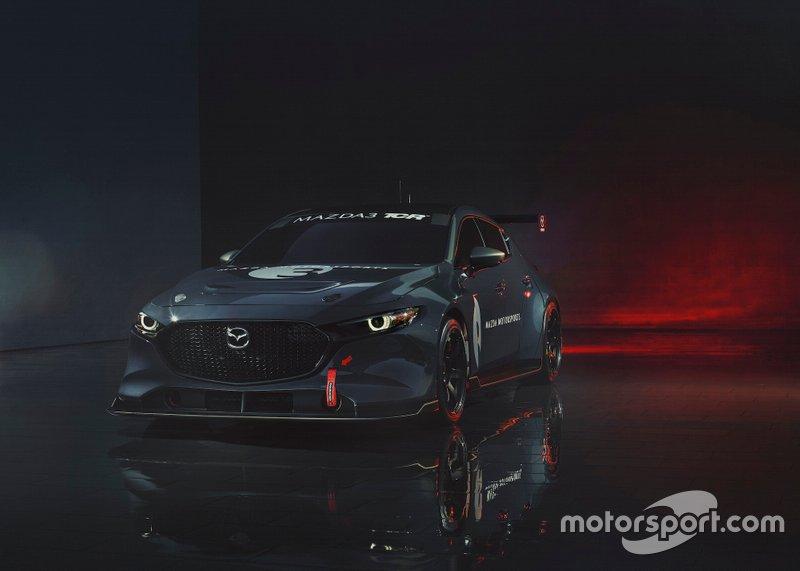 Mazda3 TCR launch