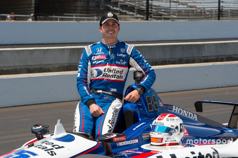 2019 Indy 500 - Graham Rahal, Rahal Letterman Lanigan Racing Honda