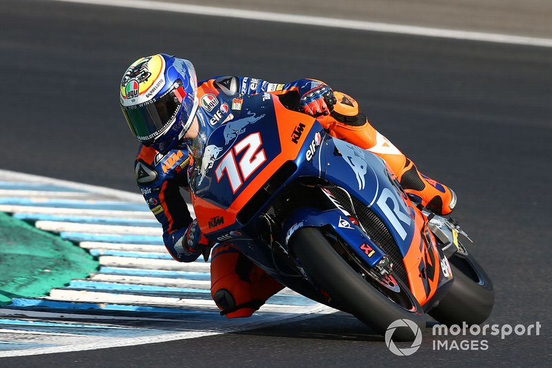 Marco Bezzecchi, Red Bull KTM Tech3