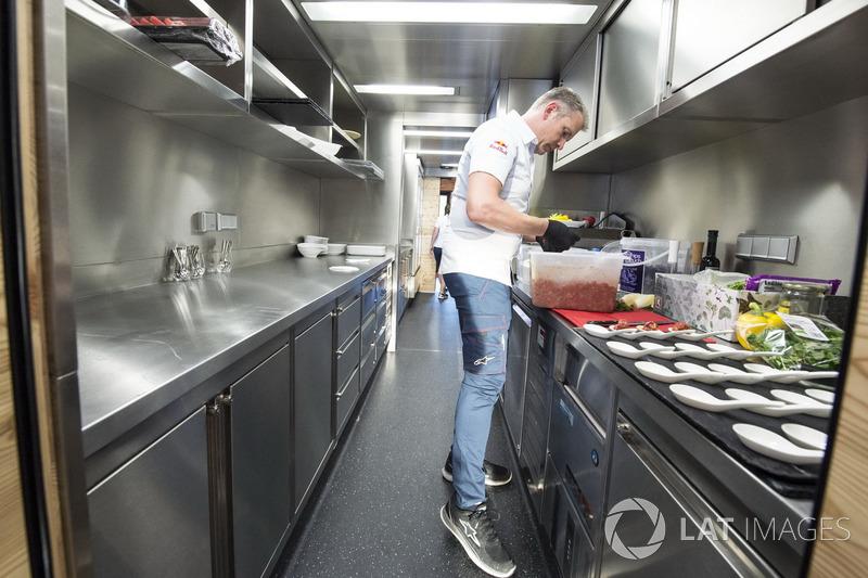 Motorhome: Red Bull KTM Factory Racing