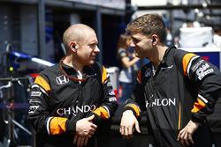 Ingenieros de McLaren