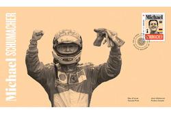 Briefmarke: Michael Schumacher