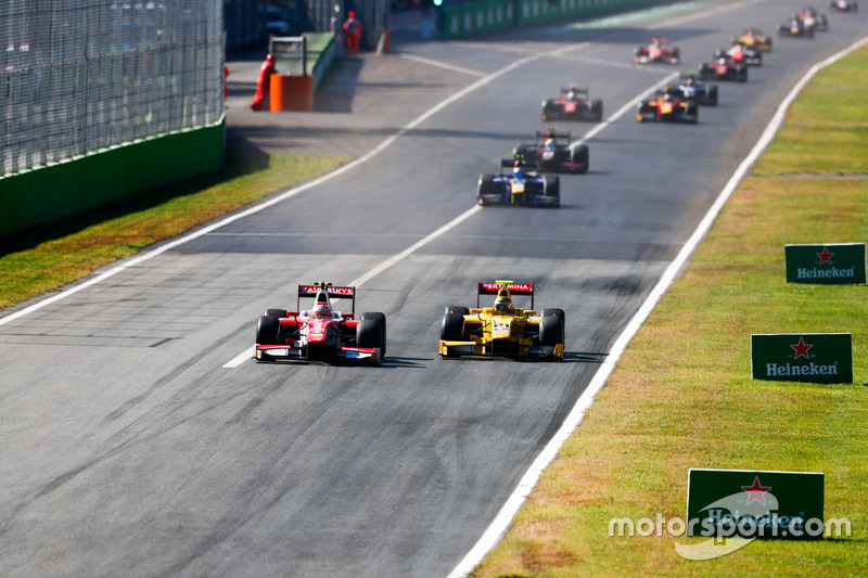 Mengenai program balap musim depan bersama Prema di F2, apakah sudah ada perkembangan terbaru?