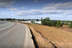 Le Mans pistinde, Porsche virajlarındaki değişiklikleri
