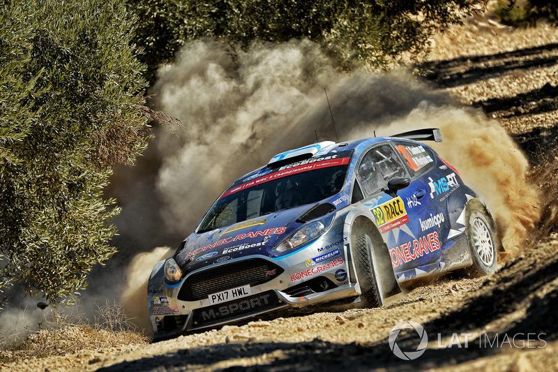 Теему Сунинен и Микко Марккула, Ford Fiesta R5