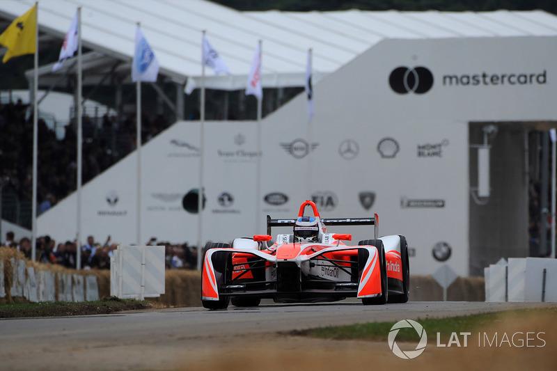 Nick Heidfeld, Formel E