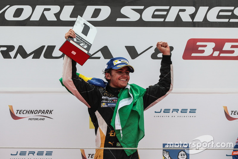 Formel V8 3.5: Pietro Fittipaldi (Brasilien)