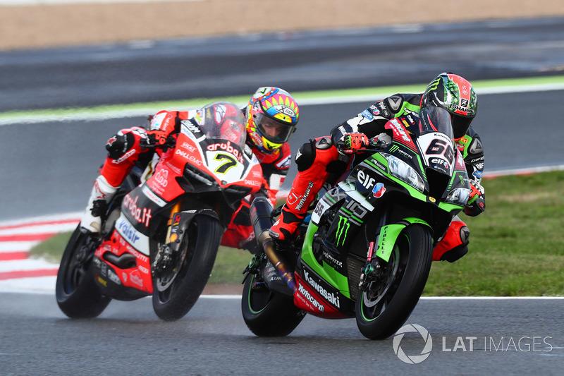 Том Сайкс, Kawasaki Racing, Чаз Девіс, Ducati Team