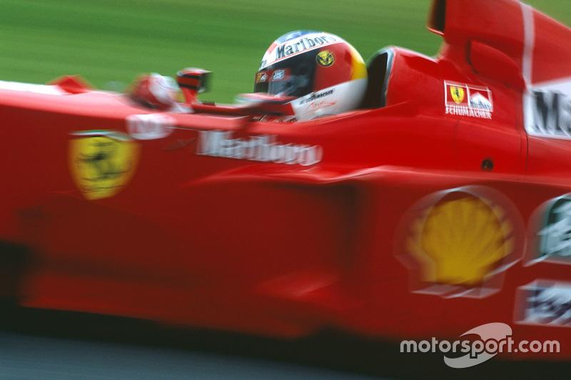 1999 год: Ferrari