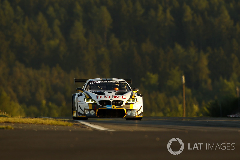 №99 Rowe Racing, BMW M6 GT3