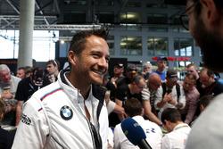 #43 BMW Team Schnitzer, BMW M6 GT3: Timo Scheider