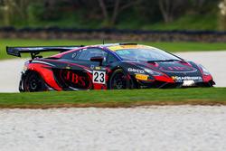 David Russell, Roger Lago, Lamborghini R-EX