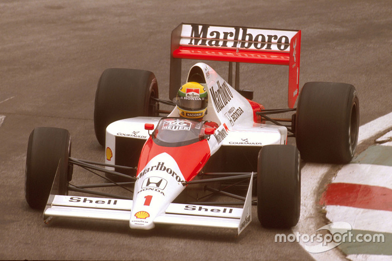 1989, McLaren MP4/5