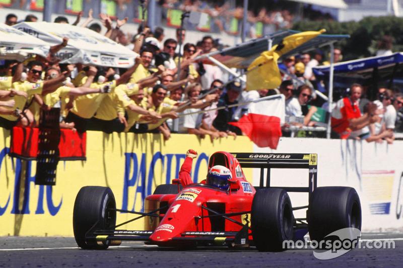 1990: Ferrari 641