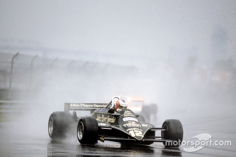 Найджел Мэнселл, Lotus 87-Ford Cosworth