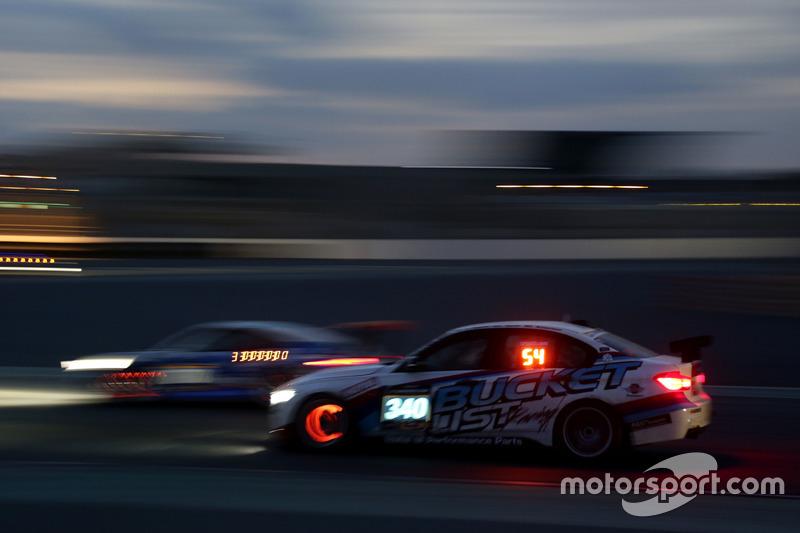 #340 Bucketlist Racing BMW F30 340i: Kris Budnik, Uli Sanne, Theo van Vuuren, Greg Wilson, Darren Winterboer
